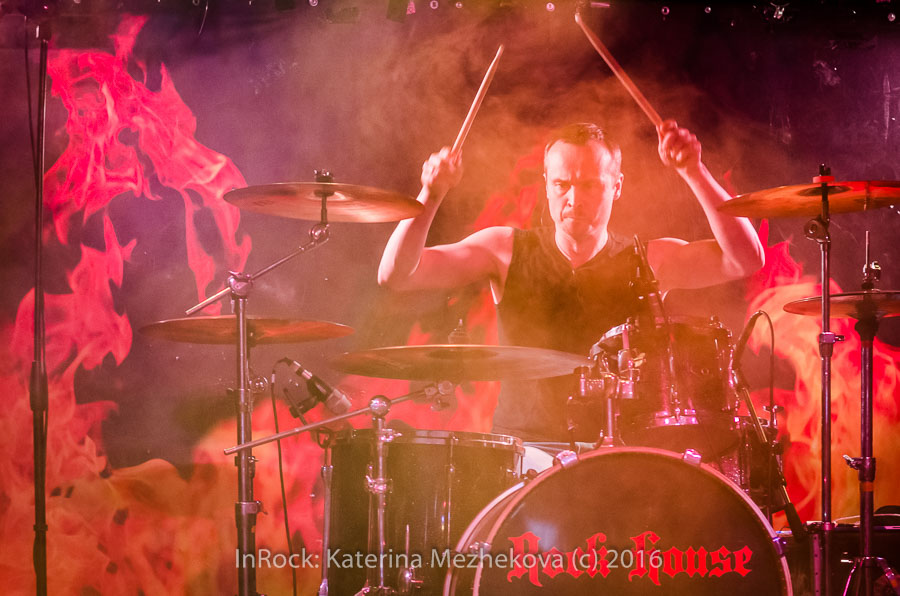 Overwind at Rock House